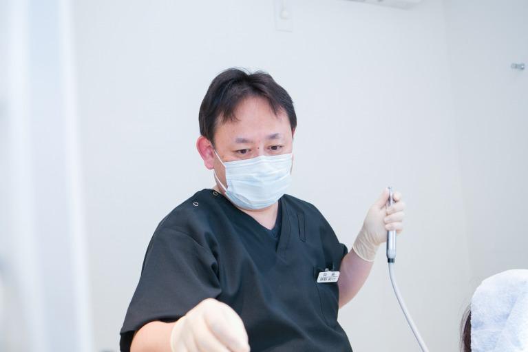 痛みの少ない治療-かんの歯科クリニック